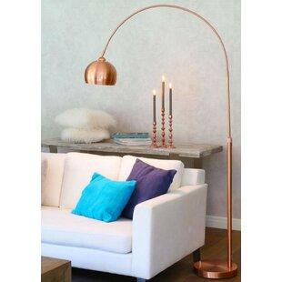 Rickard 77 5 Arched Floor Lamp