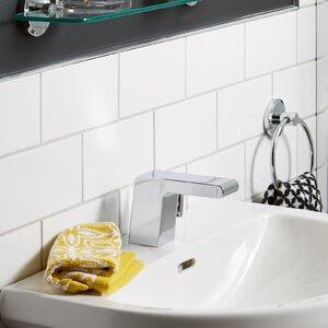 Bristan Waschtischarmatur Pivot mit Abfluss