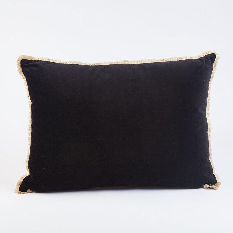 Ann Gish Art Of Home Rectangular Cotton Pillow Cover Insert Wayfair