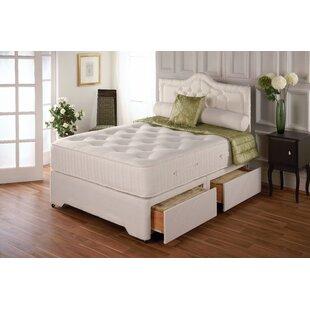 Jenifer Pocket Memory Divan Bed By Marlow Home Co.