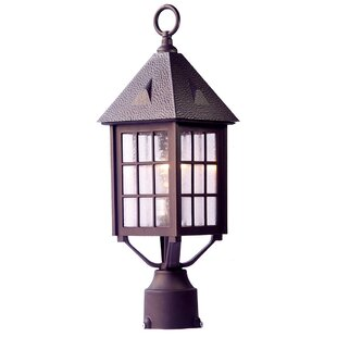 Joy Outdoor 1-Light Lantern Head