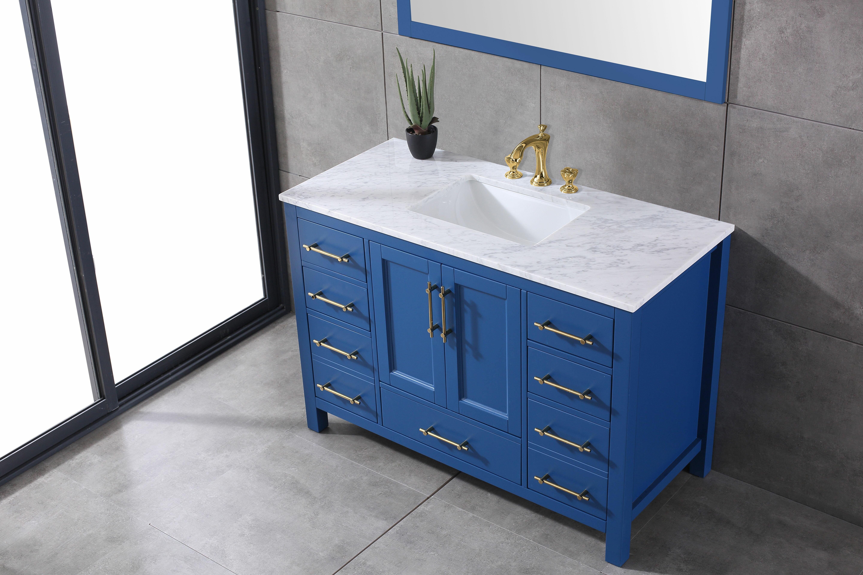 Brayden Studio Baisden 48 Single Bathroom Vanity Set Wayfair