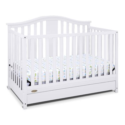 graco solano 4in1 convertible crib with drawer - Convertible Baby Cribs