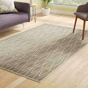 Doretha Gray Area Rug by Zipcode Design