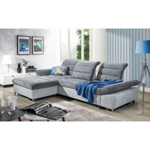 Mele Sleeper Sectional by Latitude Run Great Reviews