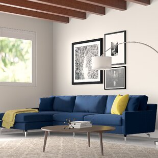 Affordable Price Applewhite Reversible Modular Sectional by Orren Ellis Reviews (2019) & Buyer's Guide