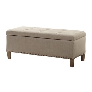 Holoman Upholstered Storage Bench