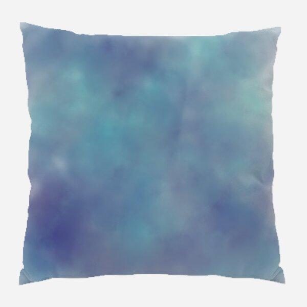 East Urban Home Seamless Tiling Clouds Throw Pillow Wayfair