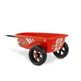 Foxy Fire Trailer By Exit Toys