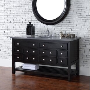 Best Reviews Kramer 60 Single Bathroom Vanity Set By Darby Home Co