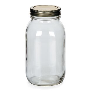 Ball Small Mouth 1 qt. Canning Jar (Set of 12)