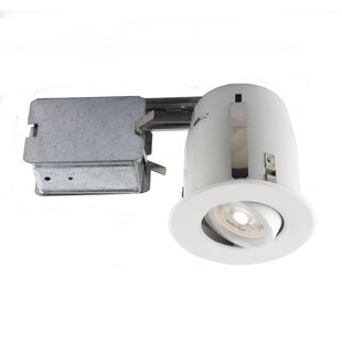 Reviews 4.5 LED Recessed Lighting Kit By Bazz