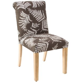 Blissfield Rolled Back Upholstered Dining Chair by Gracie Oaks
