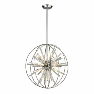 Raynerson 10-Light Pendant by Orren Ellis