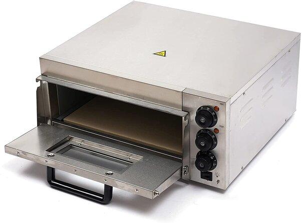 JOYGOGO 22'' Sealed Burners Commercial Pizza Oven