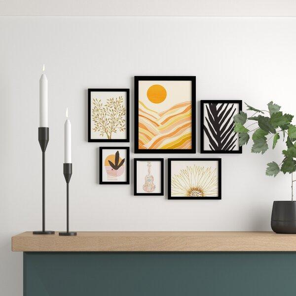 Modern Contemporary Bedroom Art Allmodern