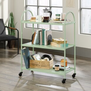 Teter Bar Cart by Ebern Designs