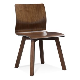 Nicholaus Solid Wood Dining Chair by Corr..