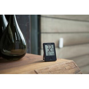 Indoor And Outdoor Thermometer With Remote By Taylor