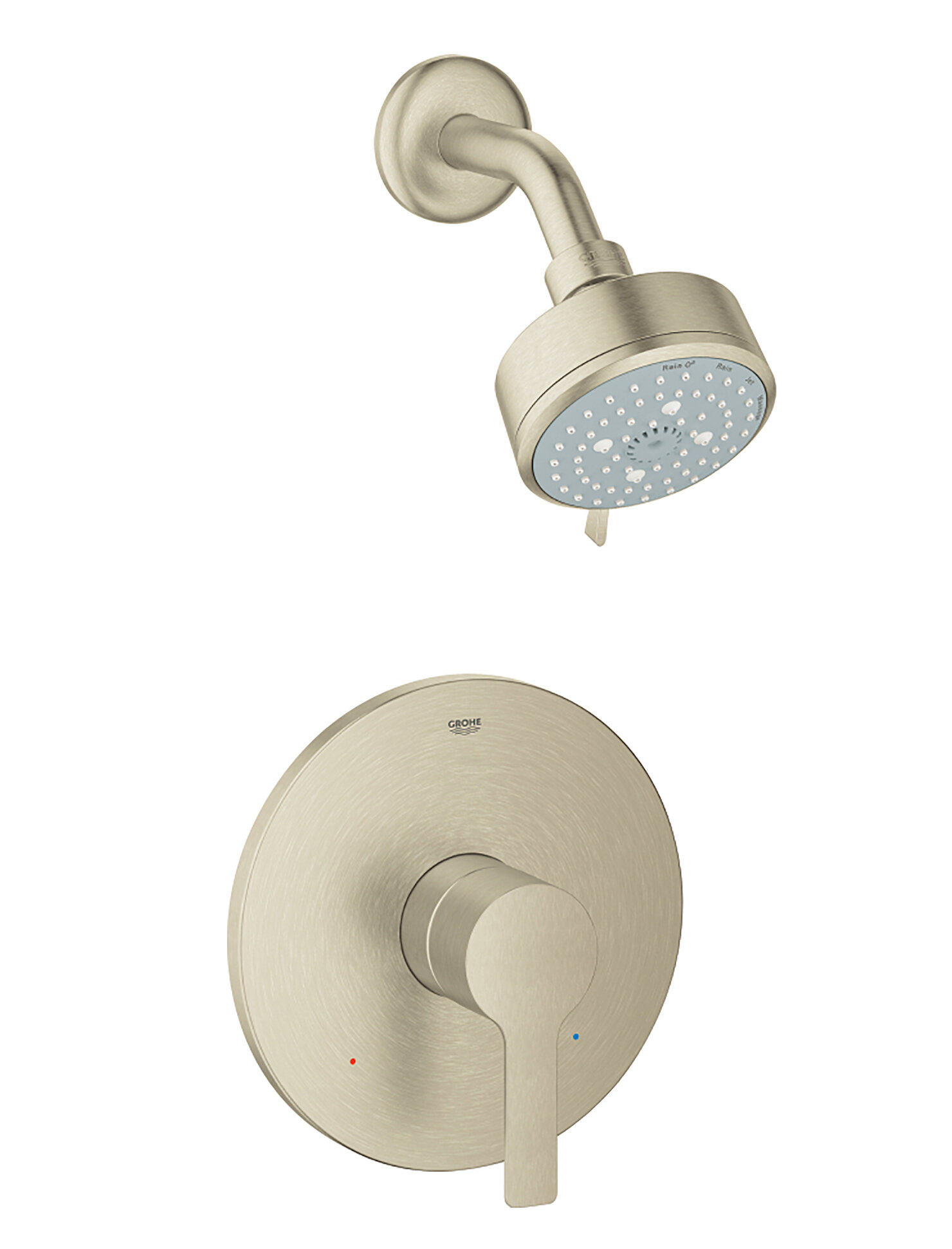 Grohe Lineare Shower Faucet Perigold