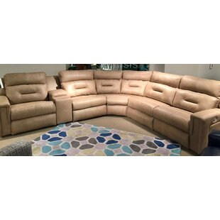 Shop Excel Reversible Reclining Sectional by Southern Motion