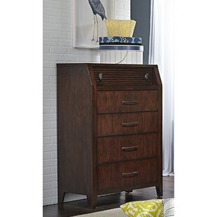 Affordable Price Cameron 5 Drawer Chest by My Home Furnishings Reviews (2019) & Buyer's Guide