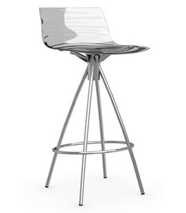 Read Reviews L'Eau 25.63 Bar Stool by Calligaris Reviews (2019) & Buyer's Guide