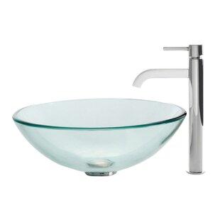 Kraus Bathroom Combos Glas..