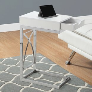 End Table With Storage By Monarch Specialties Inc.
