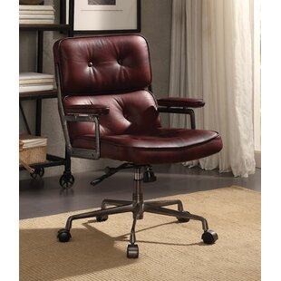 Kidd Genuine Leather Executive Chair