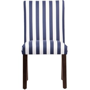 Beachcrest Home Woodland Parsons Chair