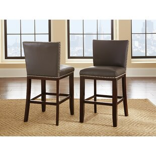 Bouwkamp 24 Bar Stool (Set of 2) by Red Barrel Studio