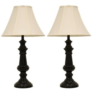 Lembo 32″ Table Lamp with Shade (Set of 2)