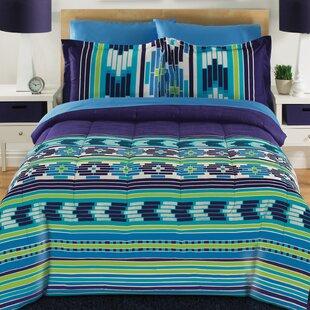 Ishtar 3 Piece Comforter Set