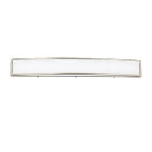 Orren Ellis Leahy LED 1-Light Bath Bar