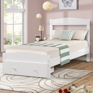 Glynn Twin Platform Bed