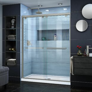 Encore 60 x 76 Bypass Frameless Shower Door with ClearMax™ Technology by DreamLine