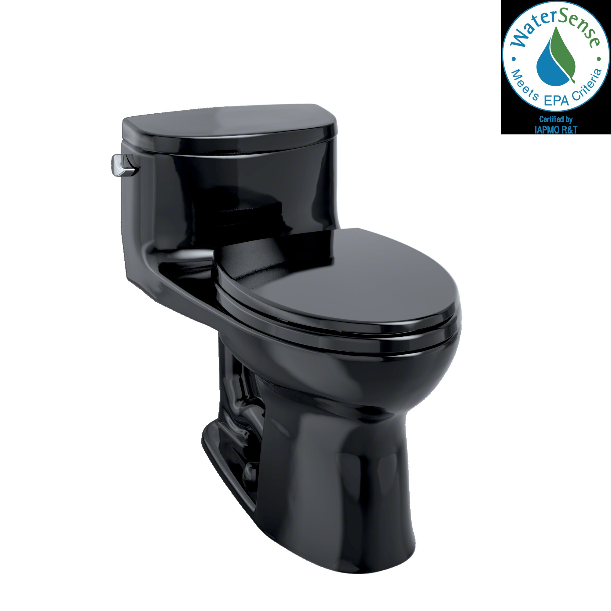 Ms634114cef 51 Supreme Ii High Efficiency 1 28 Gpf Elongated One Piece Toilet Seat Included