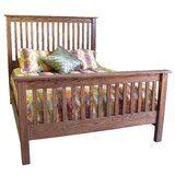Chassidy Queen Standard Bed by Loon Peak®