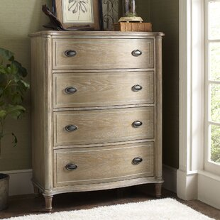 Lavallette 4 Drawers Chest..