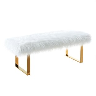 Hindman Upholstered Bench by Mercer41