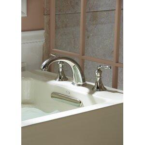 Devonshire Deck-/Rim-Mount Bath Faucet Trim for High-Flow Valve with 9