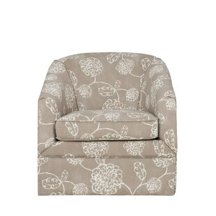 Looking for Xochitl Swivel Barrel Chair ByRed Barrel Studio