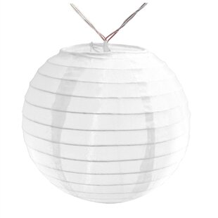 Battery Operated 10 Light Lantern String Lights By LumaBase