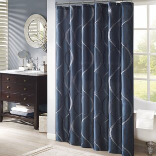 Rolph Single Shower Curtain