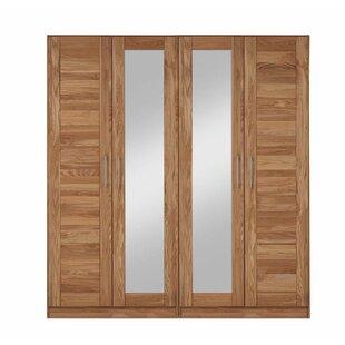 Goldie 4 Door Wardrobe By Gracie Oaks