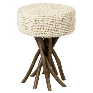Loiselle End Table by Union Rustic