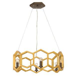 Hinkley Lighting Moxie 6-Light Chandelier