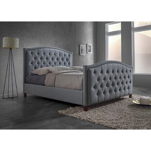 Macclesfield Upholstered Platform Bed by Everly Quinn