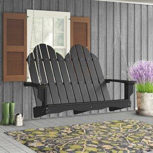 Sawyerville Adirondack Porch Swing by Laurel Foundry Modern Farmhouse